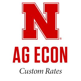 Custom Rates | Agricultural Economics