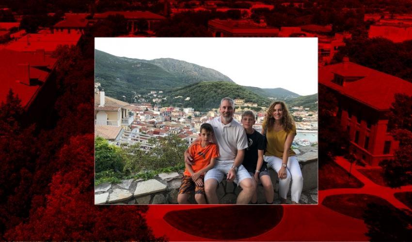 Emi Yiannaka family photo